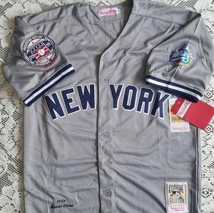 Mariano Rivera Yankees HOF THROWBACK Jersey